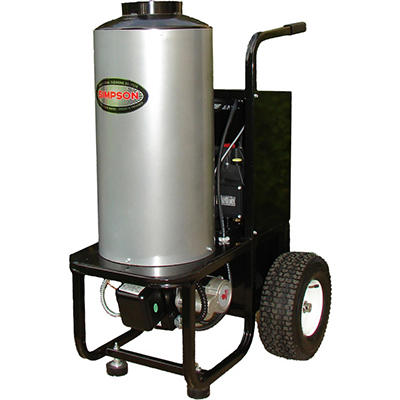 SIMPSON® 1,200 PSI Hot Water Pressure Washer