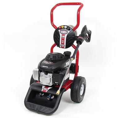 Simpson® 3100 PSI Gasoline Pressure Washer - Powered by HONDA® with Automatic Power On Demand