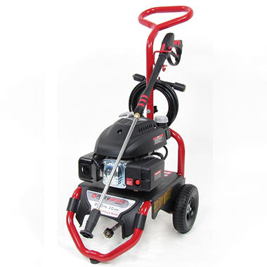 Powerwasher - 2400 PSI - Gasoline Pressure Washer