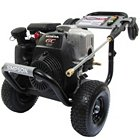Simpson MegaShot 3,100 PSI - Gas Pressure Washer - Powered by HondaImage