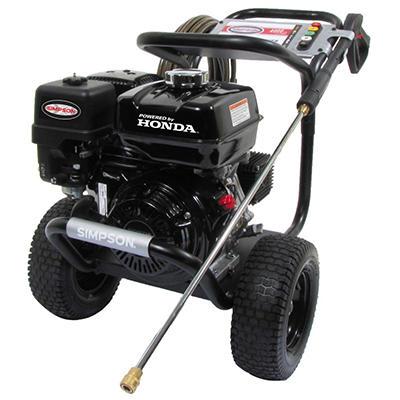 Simpson PowerShot 4,000 PSI - Commerical Gasoline Pressure Washer - Powered by Honda