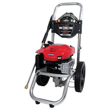 Simpson 2,600 PSI Aluminum Series - Gas Pressure Washer