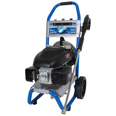 DELCO 2,400 PSI - Gas Pressure Washer