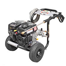 SIMPSON Megashot 3000 PSI 2.4 GPM - Gas Pressure Washer Powered by KOHLER