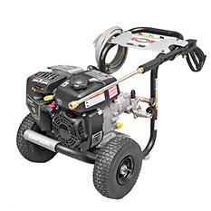 SIMPSON MegaShot 3000 PSI 2.4 GPM Gas Pressure Washer Powered by Kohler Engine