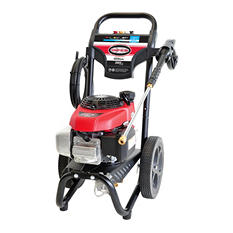 Simpson 3000 PSI 2.4-GPM MegaShot Gas Pressure Washer - Powered by Honda