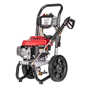 SIMPSON MegaShot 2800 PSI 2.3 GPM Gas Pressure Washer Powered by HONDA