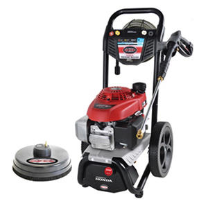 SIMPSON MegaShot 3000 PSI 2.4 GPM Gas Pressure Washer