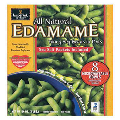 Imperial Gourmet Edammame - 4 lbs.
