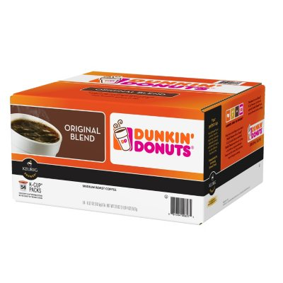 Dunkin Donuts Decaffeinated Hot Drinks