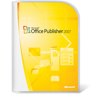 Microsoft Publisher 2007 Full Version