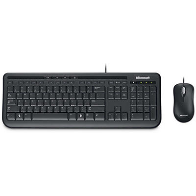 Microsoft Wired Keyboard and Mouse 600