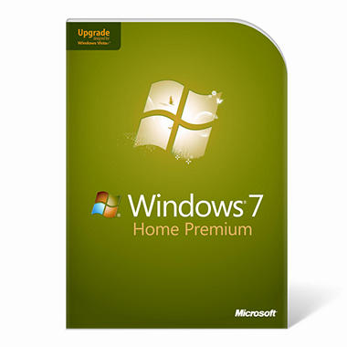 Windows 7 Home Premium Upgrade 1 User