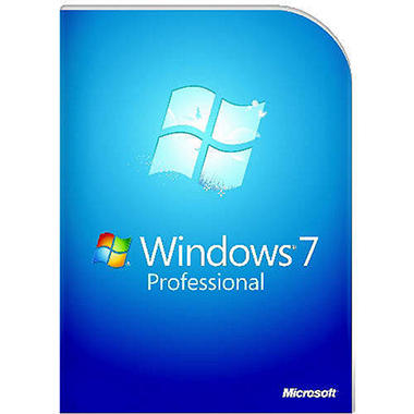 Windows 7 Professional Full Version 1 User