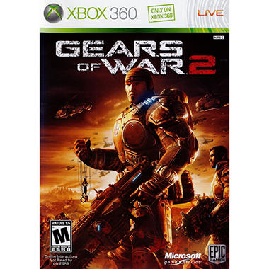 Gears of War 2: Game of the Year - Xbox 360