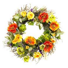 "26"" Spring Wreath - Floral"