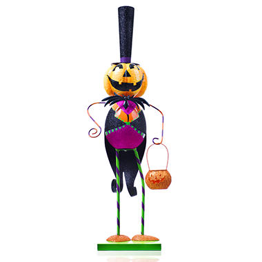 Halloween Pumpkin People - Male