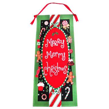 Christmas Banner - Merry Merry Christmas