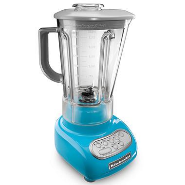 KitchenAid Crystal Blue 5-Speed Blender