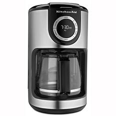KitchenAid 12-Cup Glass Carafe Coffee Maker