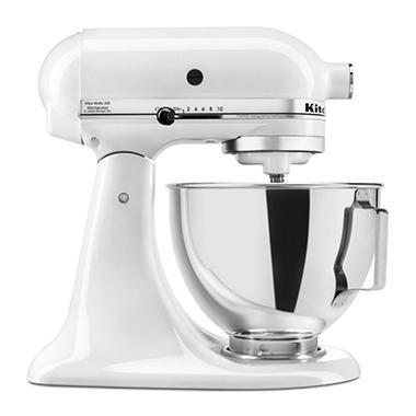 KitchenAid 4.5 Qt. Tilt-Head Stand Mixer - Assorted Colors ...