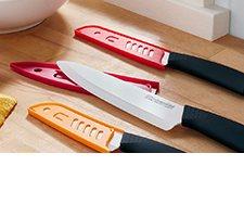 Kitchenaid Ceramic 10 Piece Cutlery Knife Set W Color