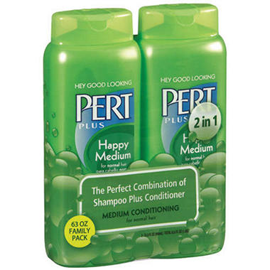 Pert® Plus Happy Medium 2 in 1 - 2/31.8oz