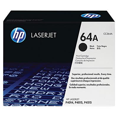 HP LaserJet 64A Print Cartridge - Black