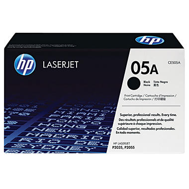 OFFLINE - HP 05A LaserJet Toner Cartridge