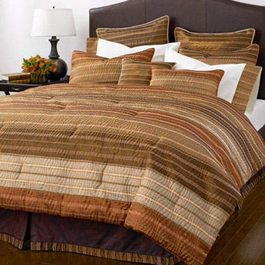 Sierra Comforter Set - King - 8 pc.