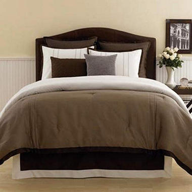 Winter White Comforter Set - 4 pc. - King