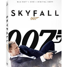 Skyfall (Blu-ray + DVD + Digital Copy) (Widescreen)