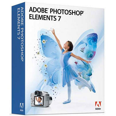 Adobe® Photoshop® Elements 7.0