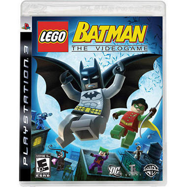 LEGO Batman - PS3