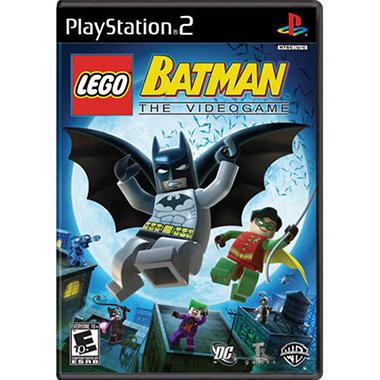 LEGO Batman - PS2