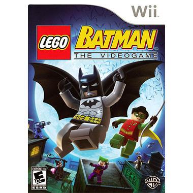 Lego Batman - WII