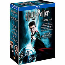 Harry Potter Collection -  Blu Ray