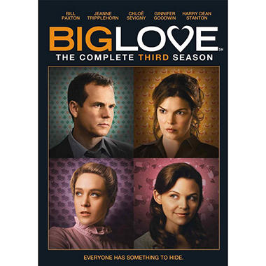 Big Love: The Complete Third Season (DVD)(Widescreen)