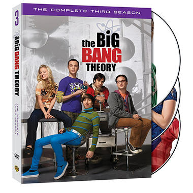 The Big Bang Theory: The Complete Third Season (DVD) (Widescreen)