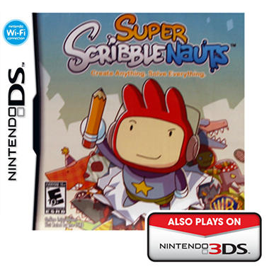 Super Scribblenauts - NDS