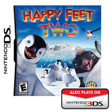 Happy Feet Two - DS