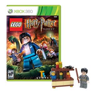 LEGO Harry Potter: Years 5-7 with bonus LEGO Harry Potter Set - Xbox 360