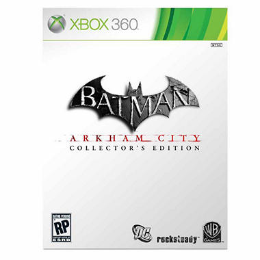 Batman: Arkham City Collector's Edition - Xbox 360