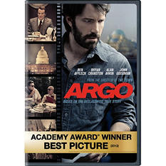 Argo (DVD + UltraViolet) (Widescreen)