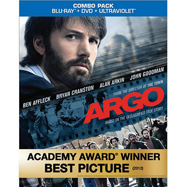 Argo (Blu-ray + DVD + UltraViolet) (Widescreen)