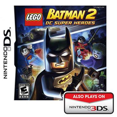 LEGO Batman 2: DC Super Heroes - NDS