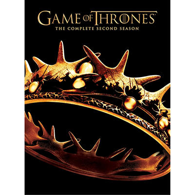 Game Of Thrones: The Complete Second Season (DVD)(Widescreen)