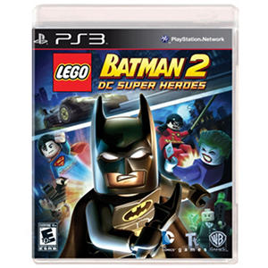 LEGO Batman 2: DC Super Heroes - PS3