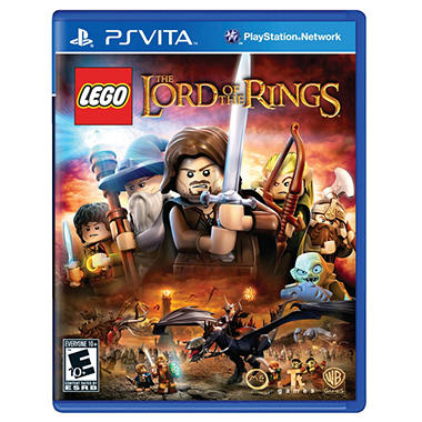 LEGO� The Lord of the Rings - PS Vita
