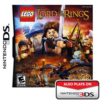 LEGO The Lord of the Rings - NDS